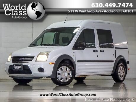 2010 Ford Transit Connect Wagon XLT GREAT WORK / UTILITY VAN!! Chicago IL