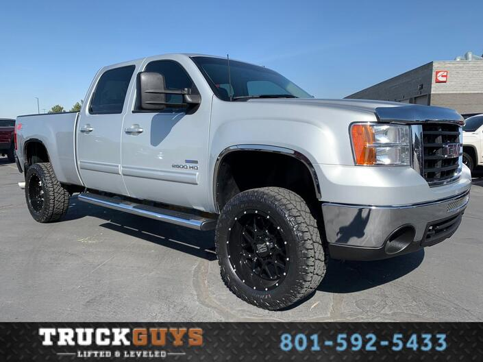 2010 GMC 2500 SLT West Valley City UT