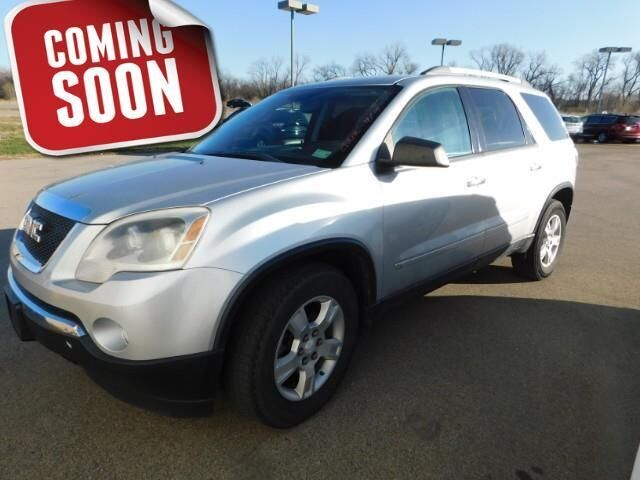2010 GMC Acadia AWD 4dr SLE Manhattan KS