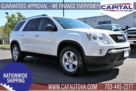 2010_GMC_Acadia_SLE_ Chantilly VA