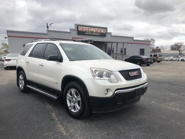 2010 GMC Acadia SLE FWD Houston TX