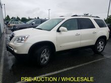 2010_GMC_Acadia_SLT1 AWD PRE-AUCTION_ Burlington WA