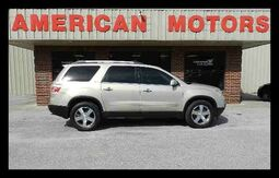 2010_GMC_Acadia_SLT1_ Brownsville TN