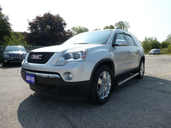 2010 GMC Acadia SLT2 AS IS Essex ON