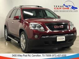 2010_GMC_Acadia_SLT2 LEATHER HEATED SEATS REAR CAMERA QUAD BUCKET SEATS REMOTE ENGINE START_ Carrollton TX