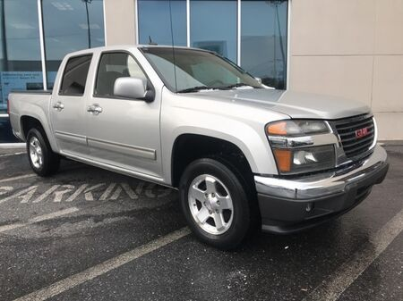 2010_GMC_Canyon_SLE ** CREW CAB ** TOWING PACKAGE ** BEST MATCH **_ Salisbury MD