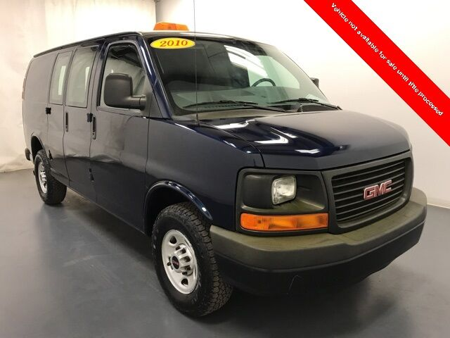 2010 GMC Savana 2500 Work Van Holland MI