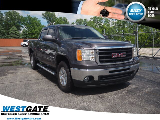 2010 GMC Sierra 1500 SLT Plainfield IN