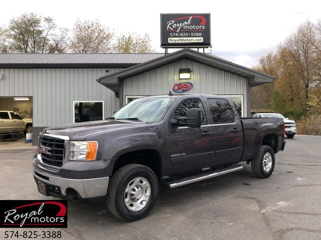 2010 GMC Sierra 2500HD SLE Middlebury IN
