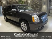 2010_GMC_YUKON XL 1500 SLT 4X4__ Hays KS