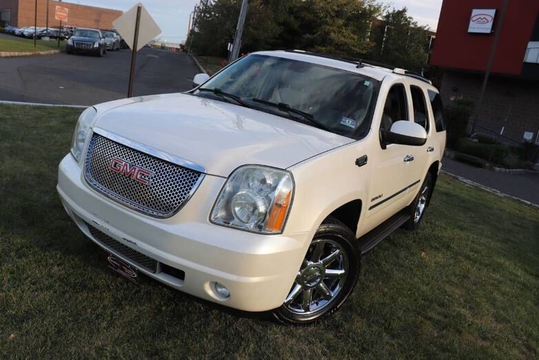 2010 GMC Yukon Denali Sun Entertainment Destination Package Sunroof Blind Spot Springfield NJ