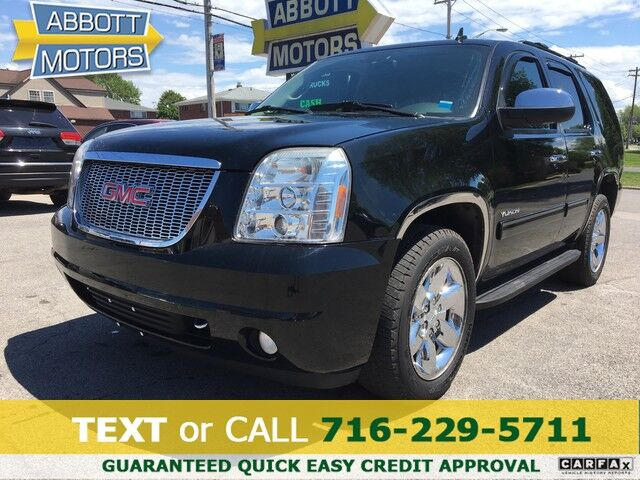 2010 GMC Yukon SLT 4WD w/3rd Row & Warranty Buffalo NY