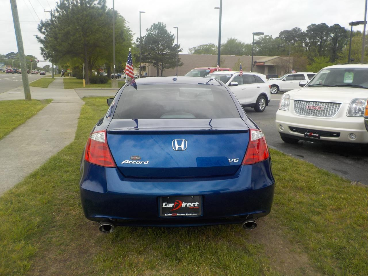 2010 honda accord coupe v6 oil type