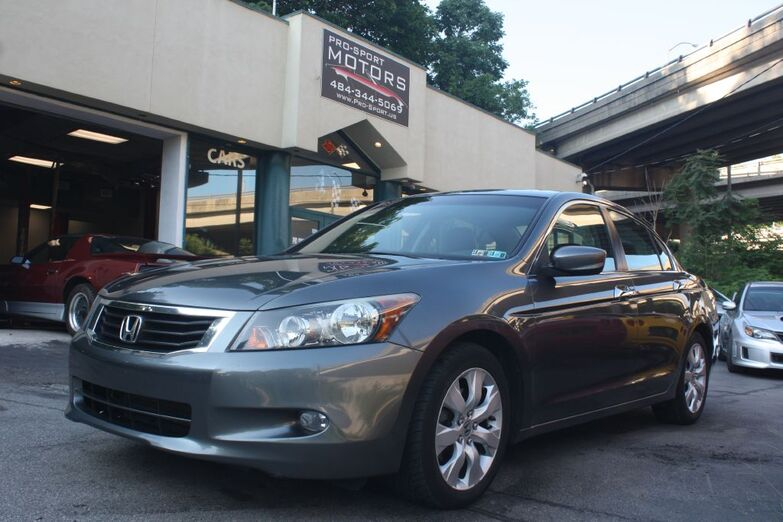 2010 HONDA ACCORD EXL W Conshohocken PA