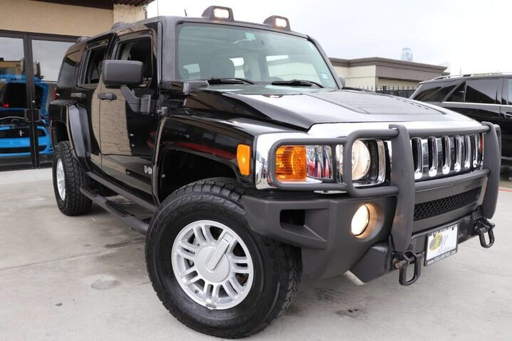 2010 HUMMER H3 SUV H3, CLEAN CARFAX, SUNROOF,GREAT CONDITON! Houston TX