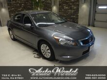2010_Honda_ACCORD LX__ Hays KS