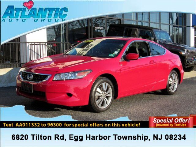 2010 Honda Accord Cpe EX-L Egg Harbor Township NJ