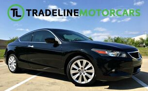 2010_Honda_Accord Cpe_EX-L LEATHER, SUNROOF, BT... AND MUCH MORE!!!_ CARROLLTON TX