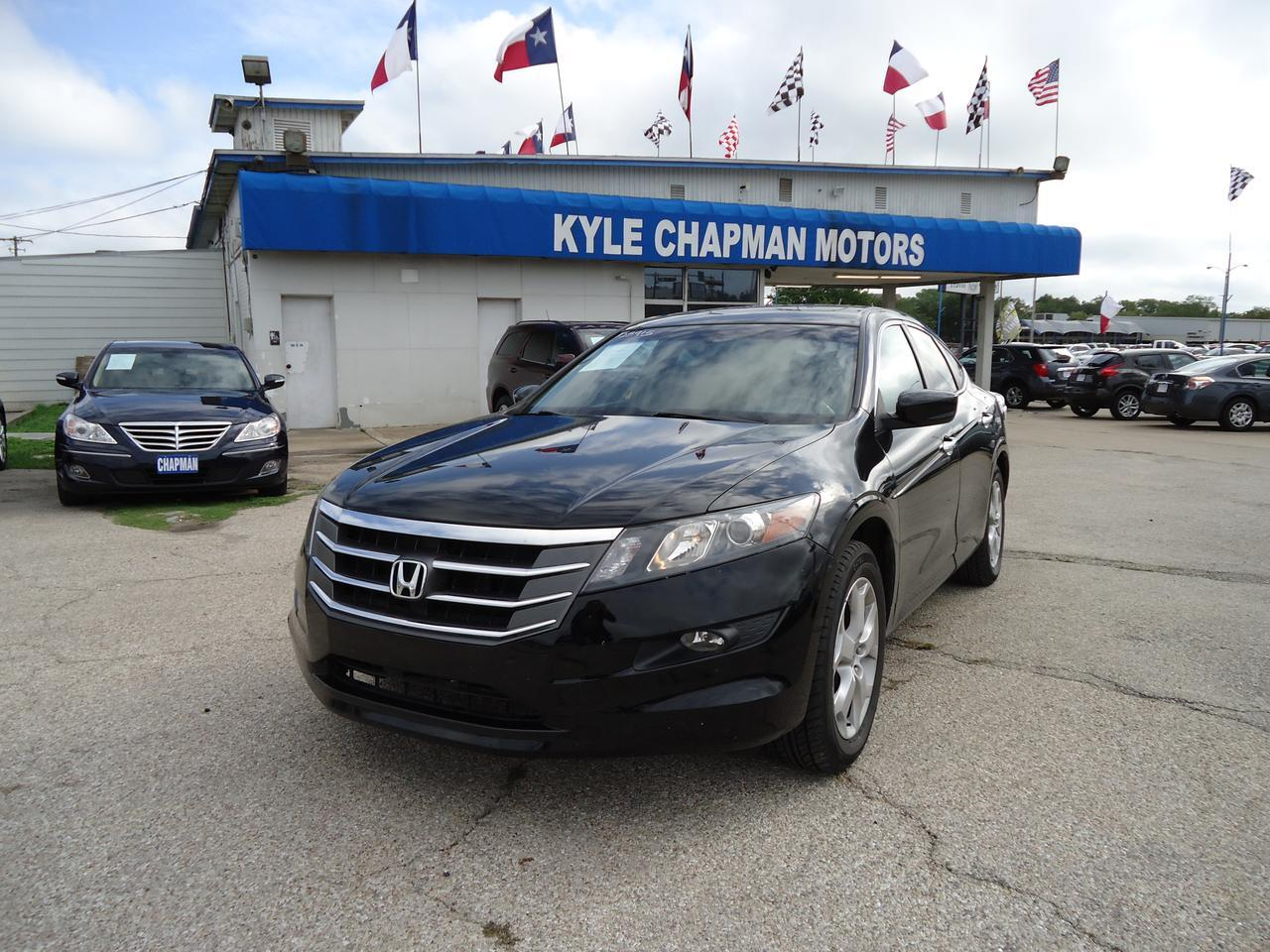 2010 Honda Accord Crosstour SNRF-BLUETOOTH-HTD STS-CD-AUX