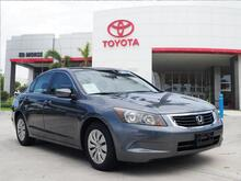 2010_Honda_Accord_LX 2.4_ Delray Beach FL