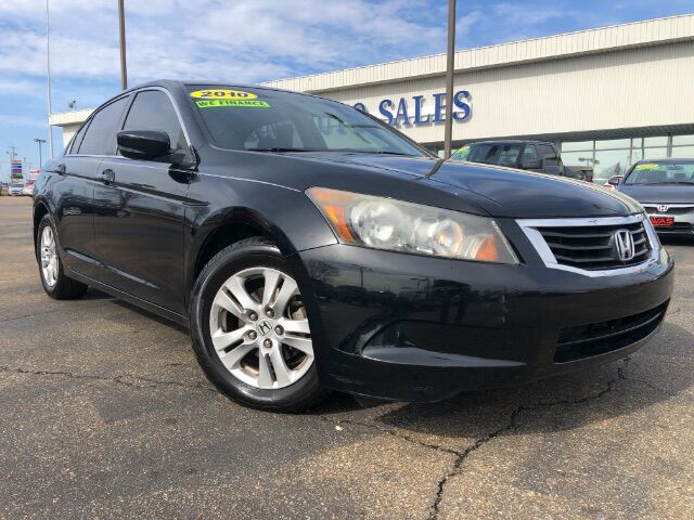 2010 Honda Accord LX-P Sedan AT Jackson MS