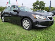 Honda Accord LX Sedan AT 2010