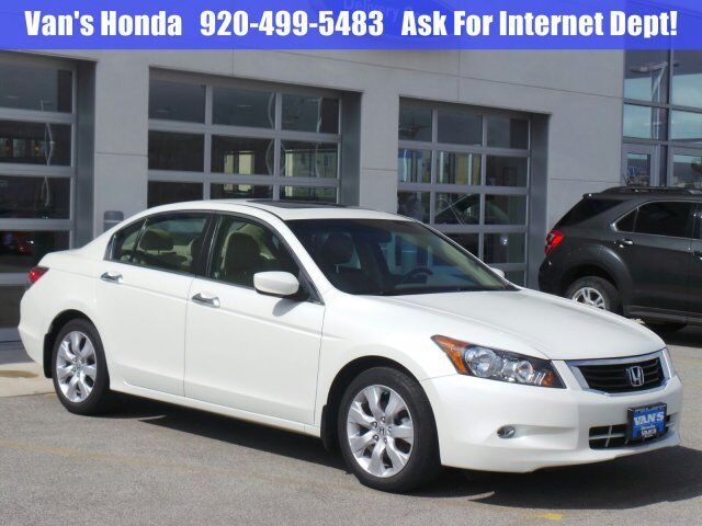 2010 Honda Accord Sdn EX-L Green Bay WI
