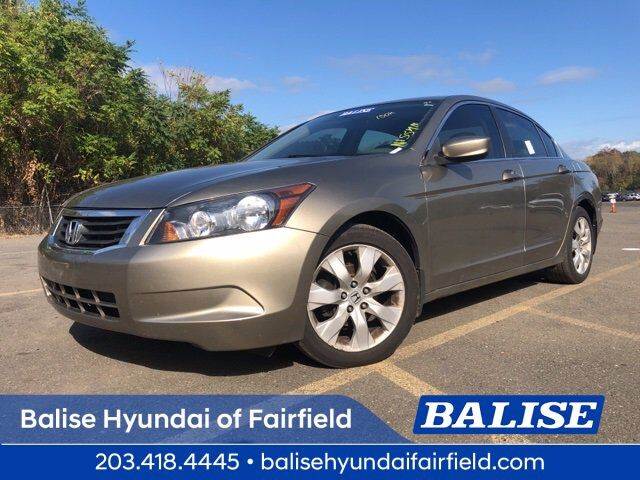 2010 Honda Accord Sdn LX Fairfield CT