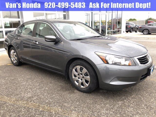 2010 Honda Accord Sdn LX Green Bay WI