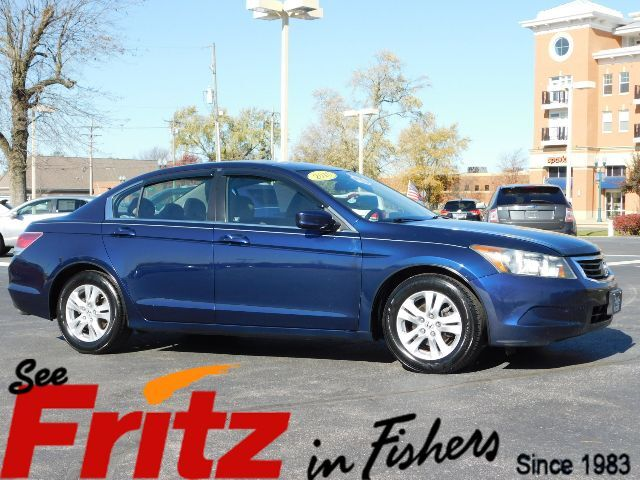2010 Honda Accord Sdn LX-P Fishers IN