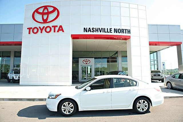2010 Honda Accord Sdn LX-P Nashville TN