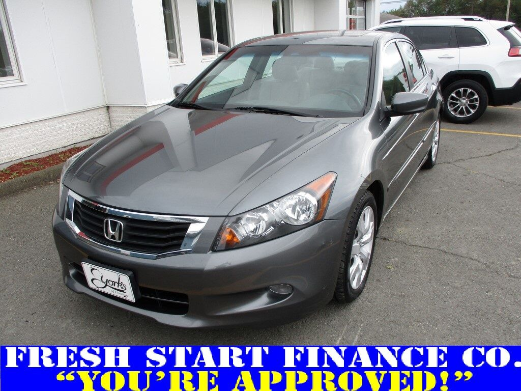 2010 Honda Accord Sedan EX-L Houlton ME
