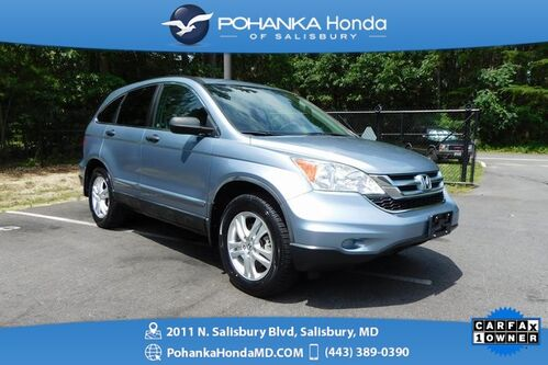 2010_Honda_CR-V_EX ** BEST MATCH ** SUNROOF ** ONE OWNER **_ Salisbury MD