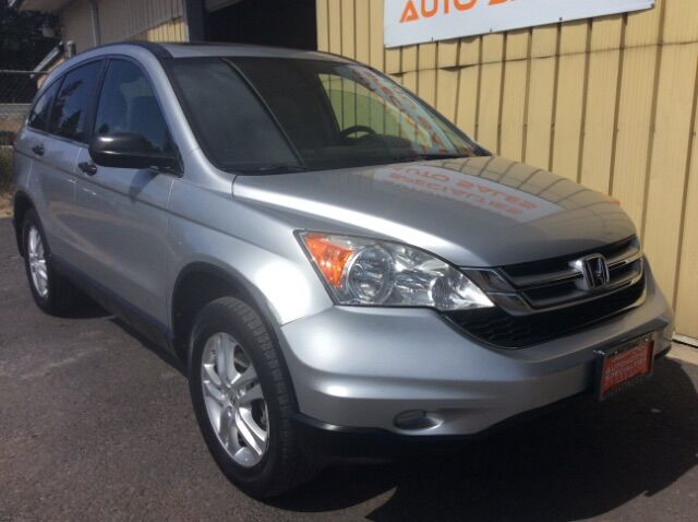 2010 Honda CR-V EX 4WD 5-Speed AT Spokane WA