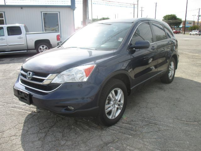 2010 Honda CR-V EX-L 2WD 5-Speed AT