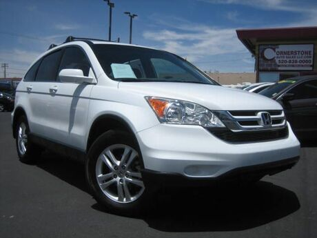2010 Honda CR-V EX-L 2WD 5-Speed AT Tucson AZ