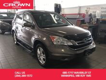 2010_Honda_CR-V_EX-L 4WD / Great Value / Low Kms_ Winnipeg MB