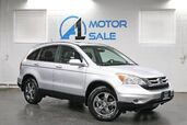 2010 Honda CR-V EX-L AWD Navigation Rear Camera Sunroof Heated Leather