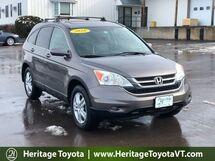 2010 Honda CR-V EX-L South Burlington VT