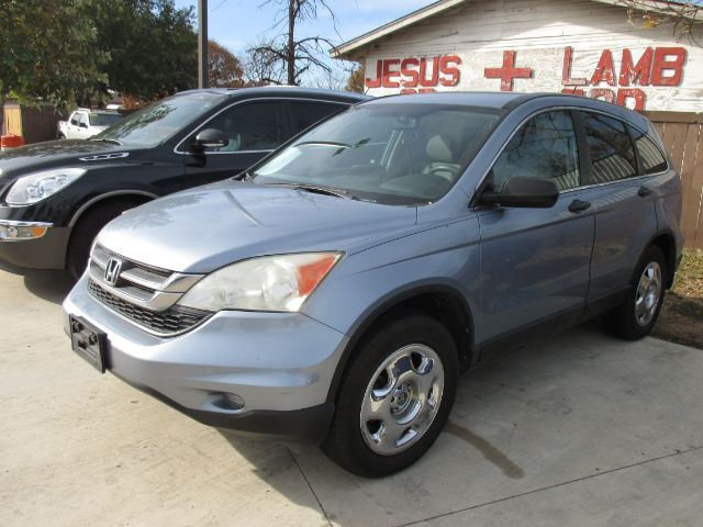 2010 Honda CR-V LX 4WD 5-Speed AT San Antonio TX