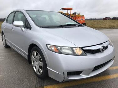 2010_Honda_Civic_4dr Auto LX_ Muncie IN