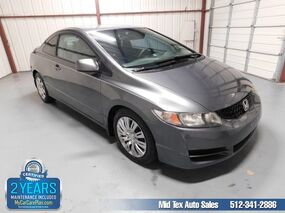 Honda Civic Cpe LX 2010