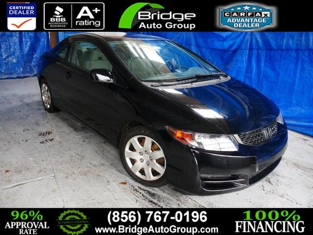 2010 Honda Civic Cpe LX Berlin NJ