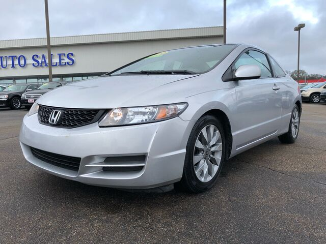 2010 Honda Civic EX Coupe 5-Speed AT Jackson MS