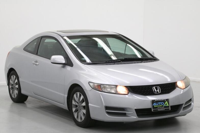 2010 Honda Civic EX Coupe 5-Speed AT Texarkana TX