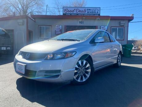2010 Honda Civic EX-L Coupe 5-Speed A Reno NV