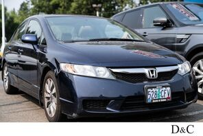 2010_Honda_Civic_EX_ Portland OR