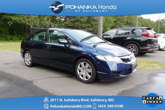 2010_Honda_Civic_LX ** GUARANTEED FINANCING ** ONE OWNER **_ Salisbury MD