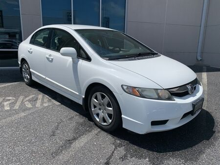 2010_Honda_Civic_LX ** Guaranteed Financing **_ Salisbury MD