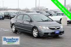 2010_Honda_Civic_LX_ Green Bay WI